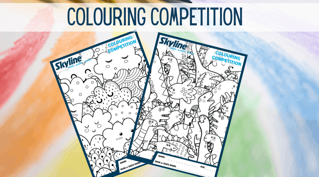 Colouring Competition 2021!