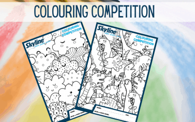 Skyline Colouring competition 2021